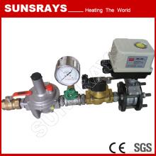 Industrielle Heizung Gasversorgungssystem