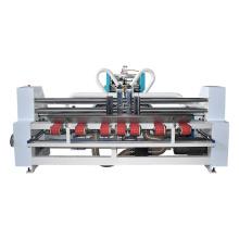 corrugated box automatic gluing machine cold glue
