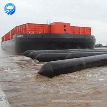 Venta de airbags marinos de alta presión de alta calidad