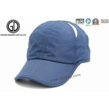 Custom Polyester Microfiber Leisure Golf Sport Hat Cap