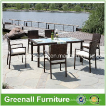 Rattan Party Tables and Chairs