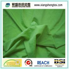 100% Polyester Micro Peach Uni Gewebe