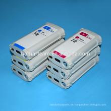 Für HP 72 kompatible Tintenpatronen für HP 72x1 Einmalpatronen