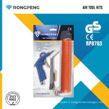 Rongpeng R8763 6PCS Air Tools Kits Outils à air Accessoires