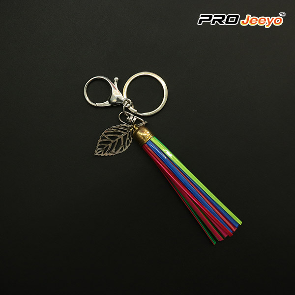 Reflective Usb Charging Cable Connector Keyring Rk Usb001m