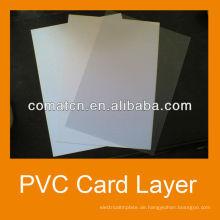 PVC-Folie für Kartenschicht