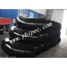 """Solda tubo acessórios cotovelo sem costura de aço carbono (1/2""""-128"""")"""