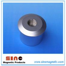 Алюминиевый магнитный детектор безопасности EAS Security Tag