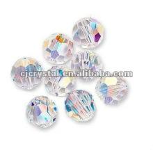 Cuentas de vidrio industriales, perlas de cristal