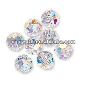 Günstige industrielle Glasperlen, Kristallperlen