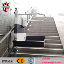 China supply cheap inclined wheelchair lift/Hydraulic lifting platform/Hydraulic lifts for the disabled