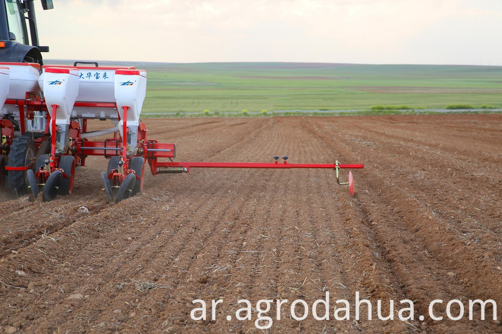 4 rows pneumatic planter-1