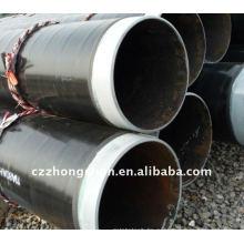Труба спирально-стальная X42 / X52 / X60 / X65 / X70 с трубой 3PE / SSAW