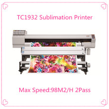 Impresoras de sublimación digital de gran formato de textiles