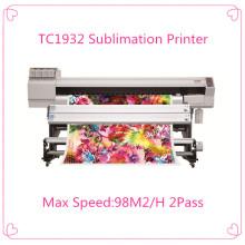 Large Format Textile Digital Sublimation Printers