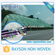 Heavy-duty Landscape and Erosion Control Weeds Non Woven Fabric