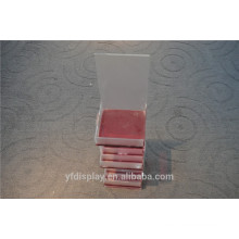 Hot-Sell Lipstick or Small Card Acrylic Display Holder