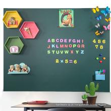 Tabuleiro magnético Green Kid Chalk Board 2M 1M