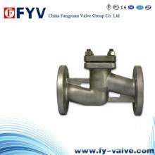 Válvula de retención anti-retorno de acero forjado