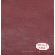 White Crack Pattern Super Clear Sheet con película de transferencia