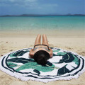 Christmas Funny Adult Round Fringe Travel beach towels