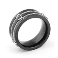 Design Your Own Men's Cable Rings Anelli gioielleria