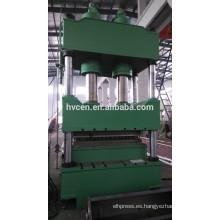 4 columnas prensa de tracción hidráulica 100T doble acción