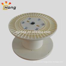 Bobinas plásticas abs de 630 mm para produção de fio