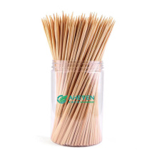 A Grade Disposable Natural Wholesale Bamboo Skewers BBQ Sticks For Food