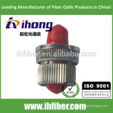 FC / UPC Singlemode Optical mecânico ajustável Atenuador 0-30db
