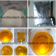 Inyectable Primobolan Depot Esteroide polvo Methenolone acetato para el culturismo 434-05-9