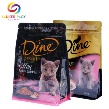 Moisture+Proof+Custom+Cat+Food+Plastic+Feed+Bag