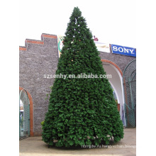 11м гигантский торговый центр Рождественская елка ПВХ