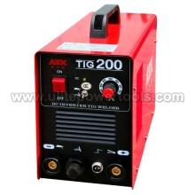 Brandneue Mini portable Bestseller TIG-200 Inverter-Schweißmaschine