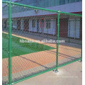 Galvanized chain link mesh netting / chain link mesh fence with high quality
