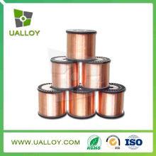 Alliage de Nickel-Cuivre fil CuNi10 pour un disjoncteur basse tension
