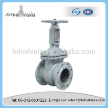 gost a105 carbon steel gate valve pn16