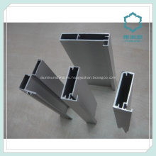 Perfiles de aluminio extruido para soportes de Panel Solar