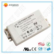 DC Adapter Output 24V LED driver 24W para T5 T8 T10 LED tubos