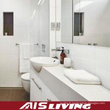 Vanité de meubles de salle de bains d'une pièce de style de l'Europe (AIS-B002)