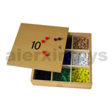 Montessori Educational Toy Gabe 10 (3cm)