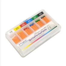 Taper Dental Gutta Percha Points / Matériaux de remplissage dentaire