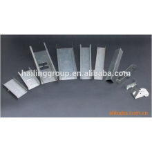 Anticaustic Metal hot galvanized C channel for wall and ceiling