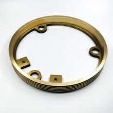 Fraisage CNC, usinage de pièces en laiton