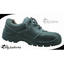 SRSAFETY industrial safety shoes suede leather safety shoes black steel safety multifunction shoes