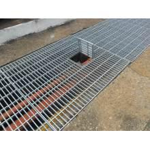 Stahl verzinkt befahrbare Gitterroste für Boden