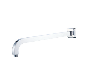 top shower arm