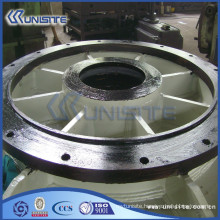 casting and welding outdoor water pump cover for dredger pump (USC5-004)