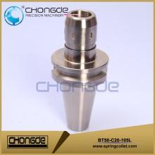 Suporte tipo rolo para máquina CNC BT40-C20-105L