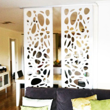 Stainless Steel Room Partition